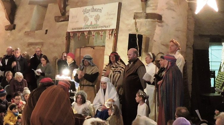 Carols in the Barn