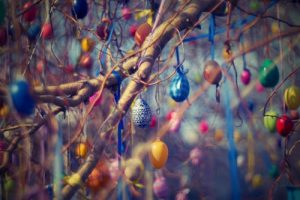 Easter Crafts and Egg Hunt!