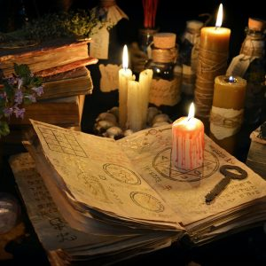Lecture: Magic in Medieval Communities – now online