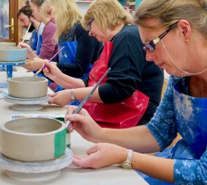 The Pottery Shed, Taster Afternoon