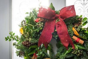 Christmas Wreath Making Workshop – Fully Booked