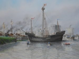 Lecture: The Newport Medieval Ship
