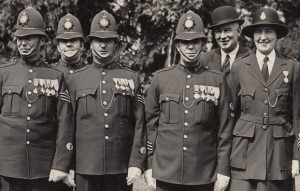 Lecture: 180 Years of the Constabulary