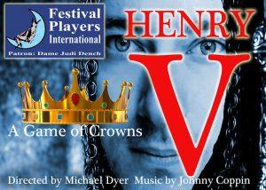 Shakespeare in the Barn: Henry V