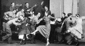 Summer Swing Barn Dance